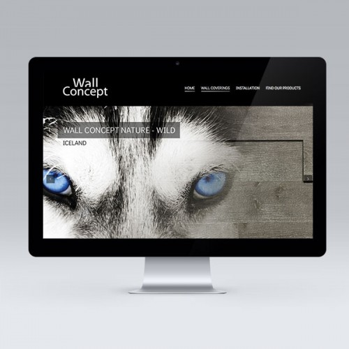 wallconceptusa.com web design